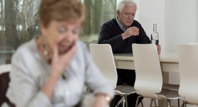 Alcohol Addiction Among Seniors and Elderly People