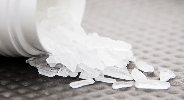 The growing problem of crystal methamphetamine in canada