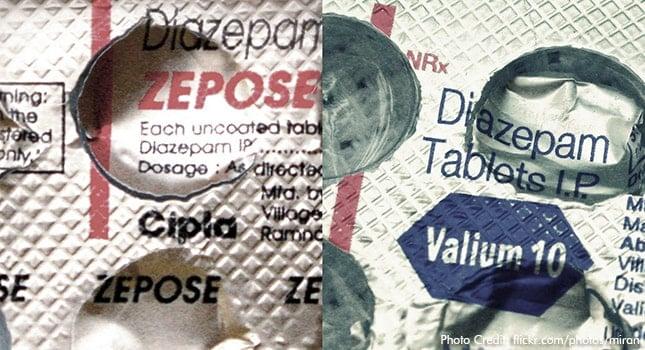 Valium use, abuse, and addiction
