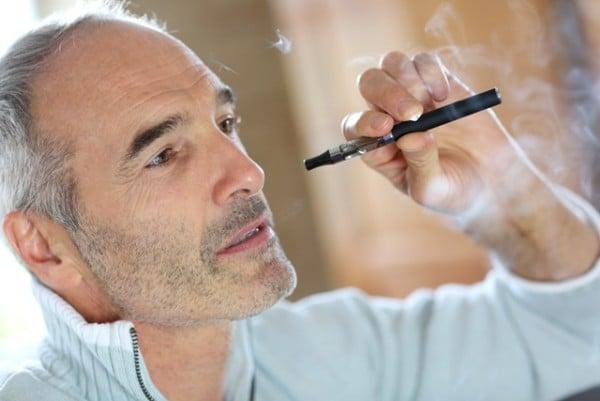 E-cigarettes May Increase Use of Normal Cigarettes