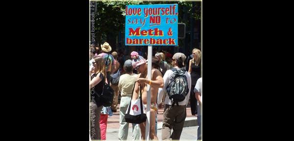 New Trend in London has Meth Addiction Rising in Gay Community
