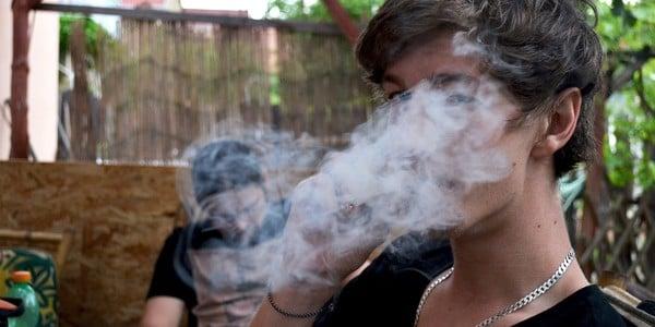 Study shows Teens are Smoking