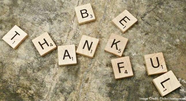 gratitude addiction recovery