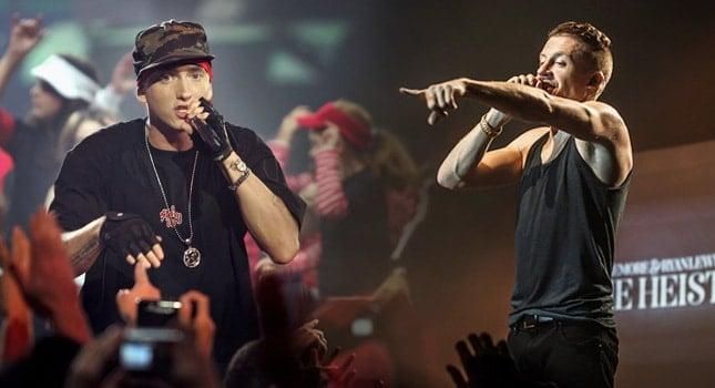 sober rappers eminem macklemore