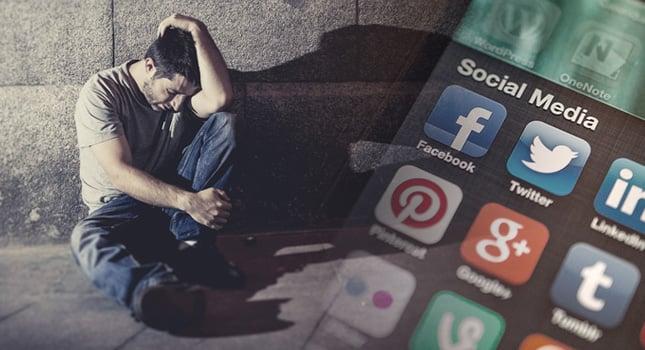 New Study links Social Media